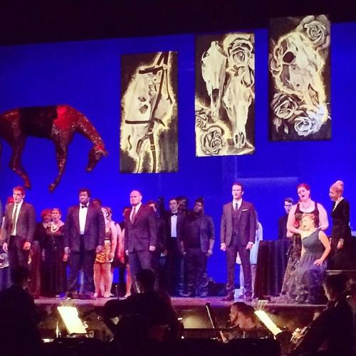 La Traviata - Full Cast