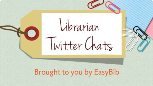 Librarian Twitter Chats, Title